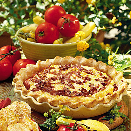 Summer Garden Pie Recipe