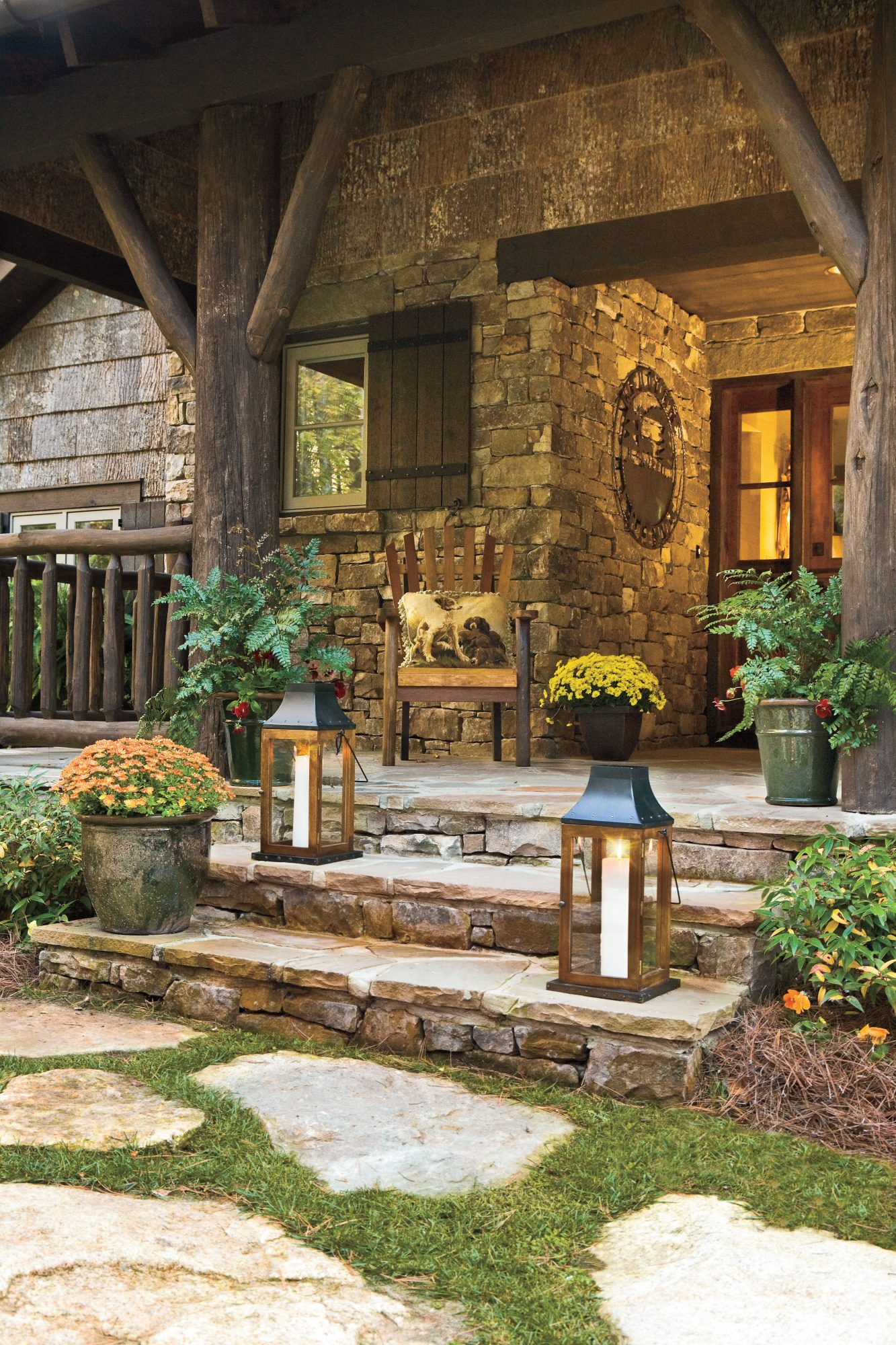 Best New Cottage: Stepping Stone Entry