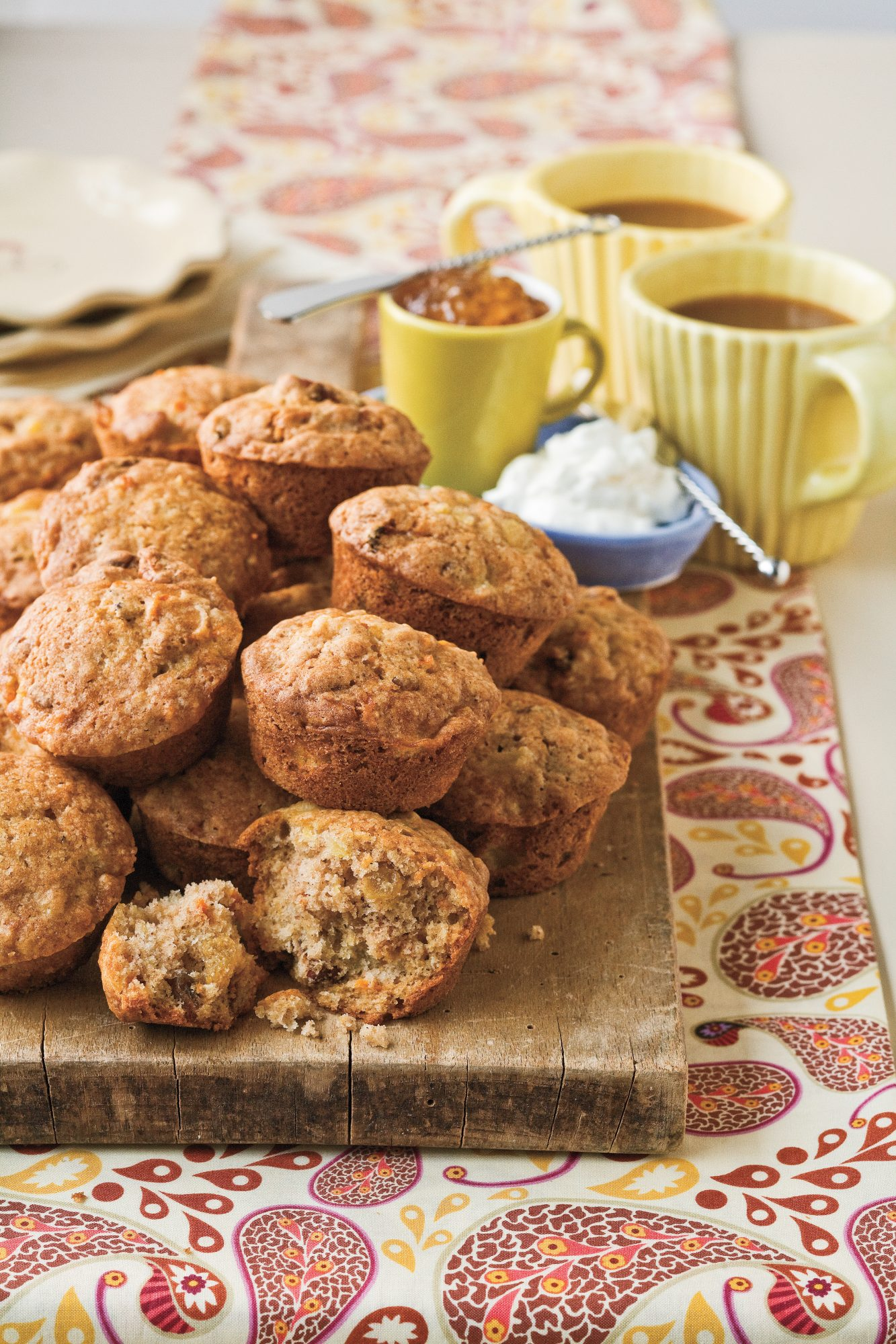Morning Glory Muffins Recipes