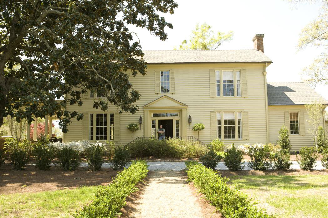 Home ideas for southern charm southern living for 19th century farmhouse plans