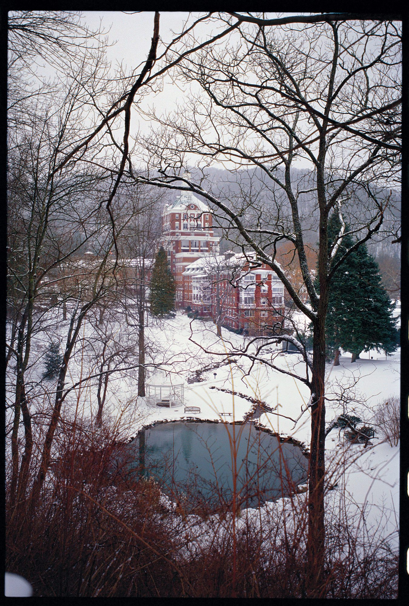 Winter Trips: The Homestead-Hot Springs, Virginia