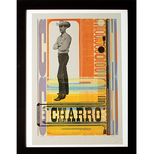 Charro Limited Edition Art Print