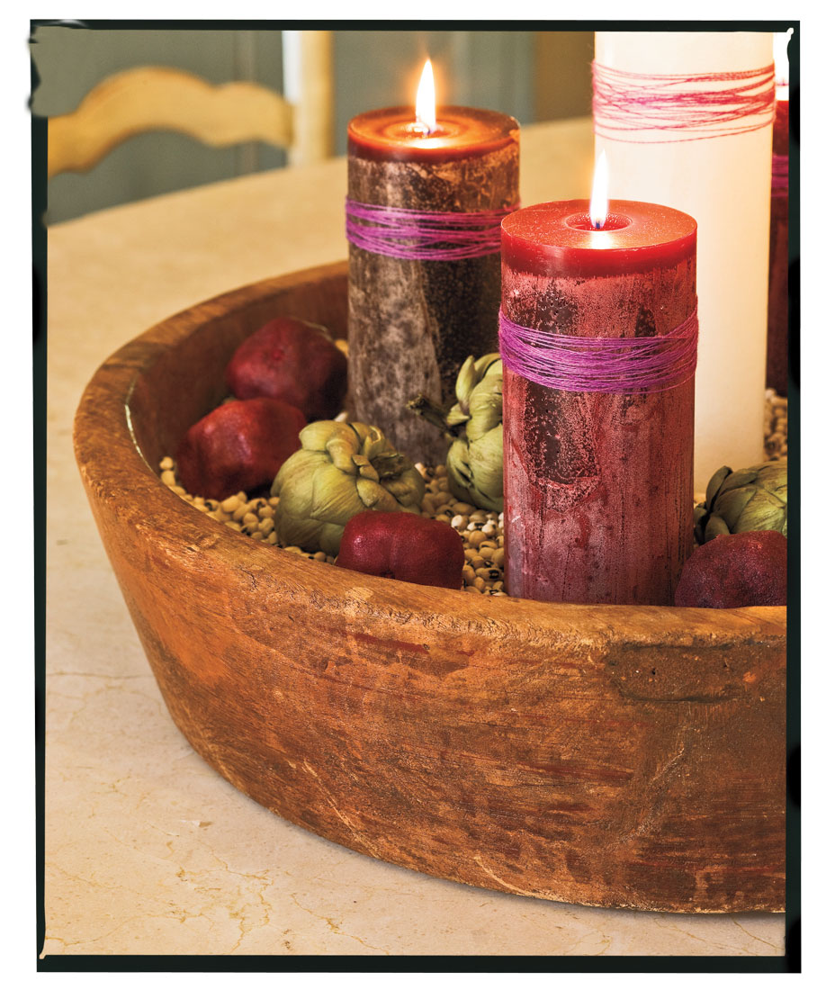 Christmas Decorating Ideas: Advent Wreath