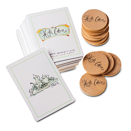 High Cotton Card Game