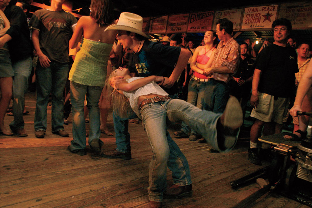 Gruene Hall Survival Guide