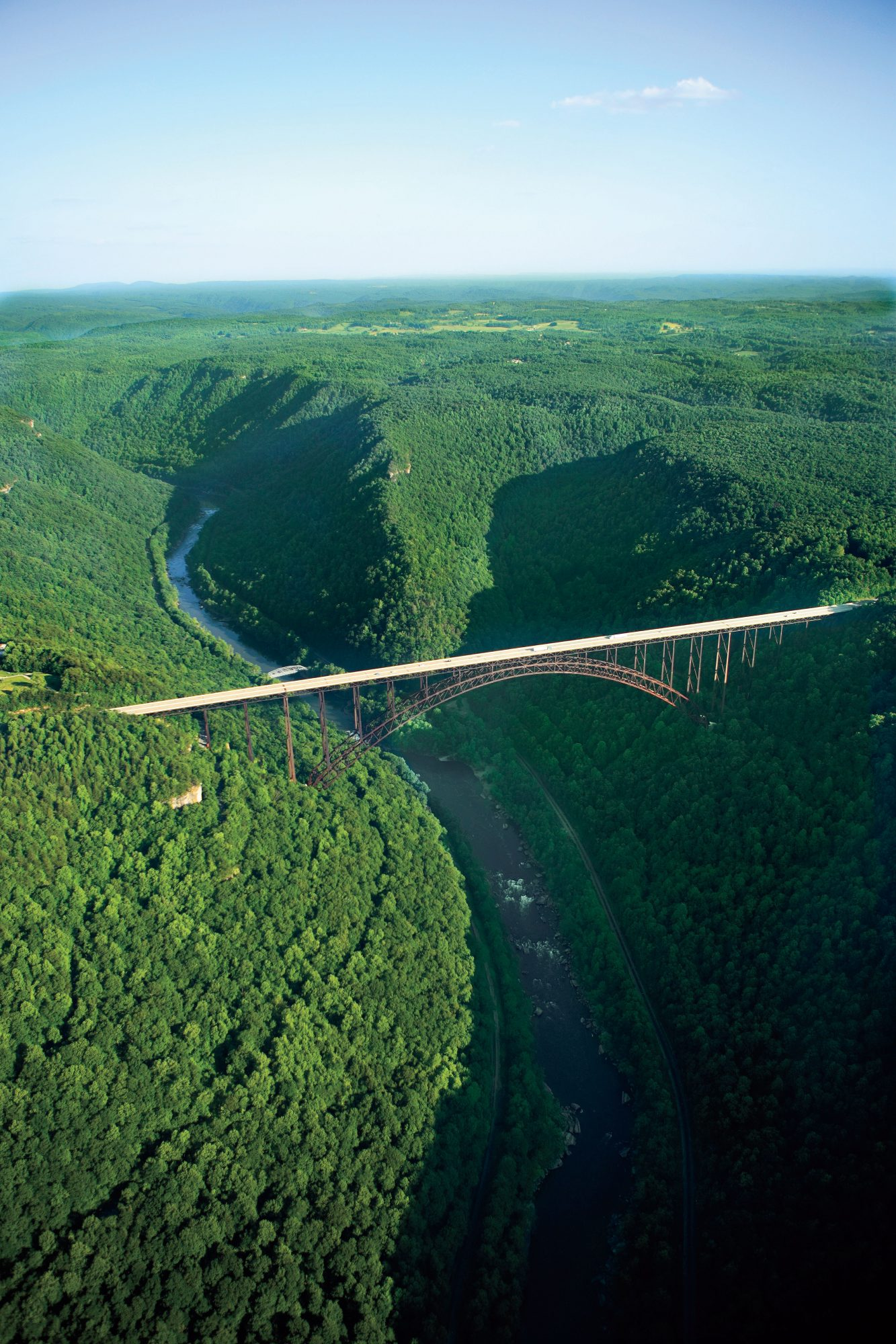 Best Southern Travel Destinations: New River Gorge National River