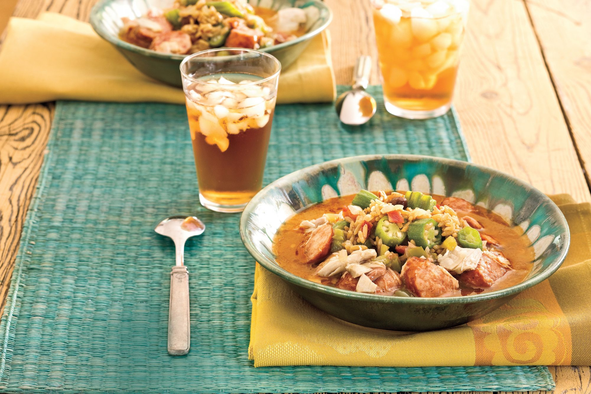Cajun Recipes: Easy Chicken Gumbo