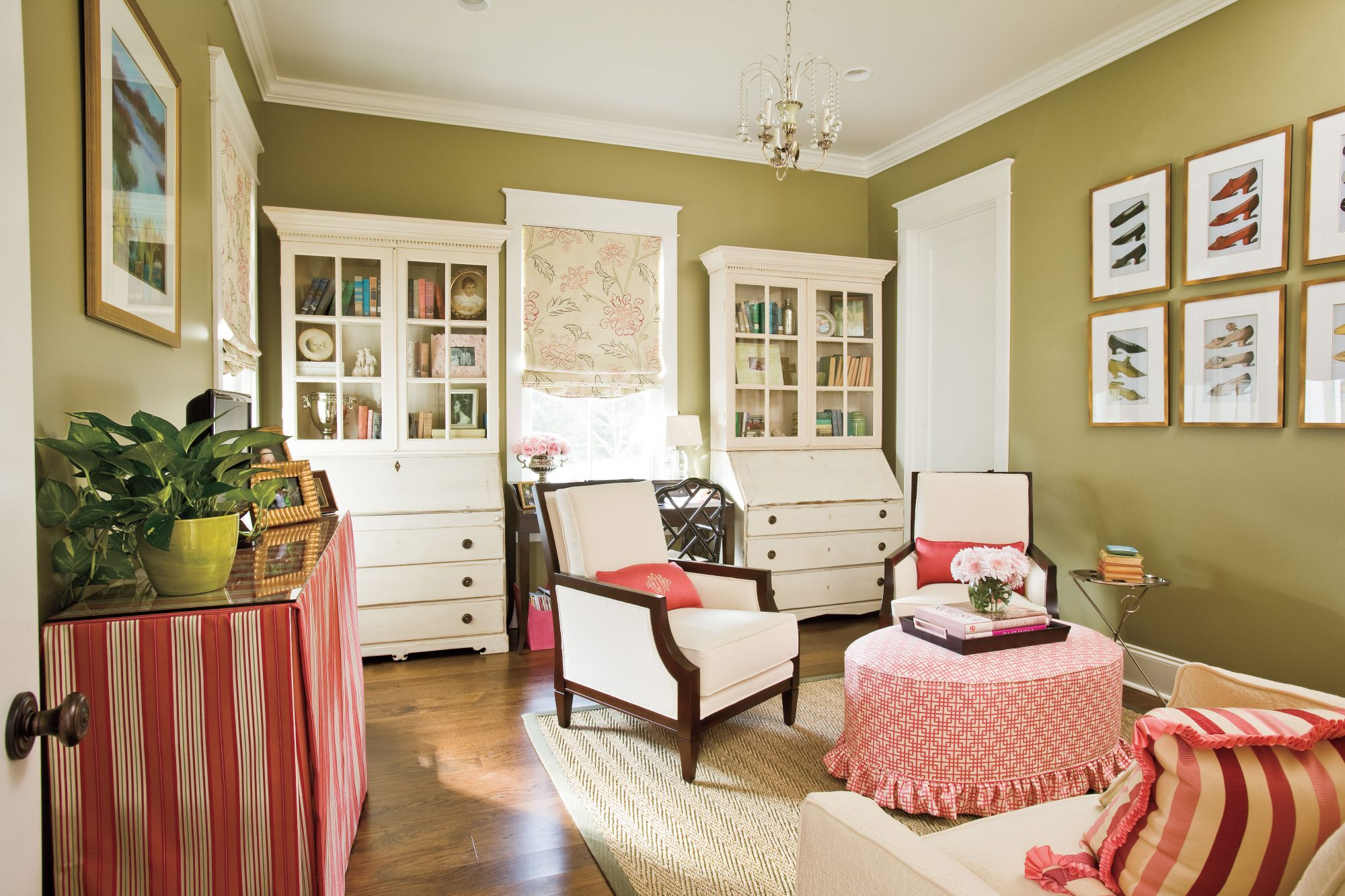 Antique and New Furniture Blend