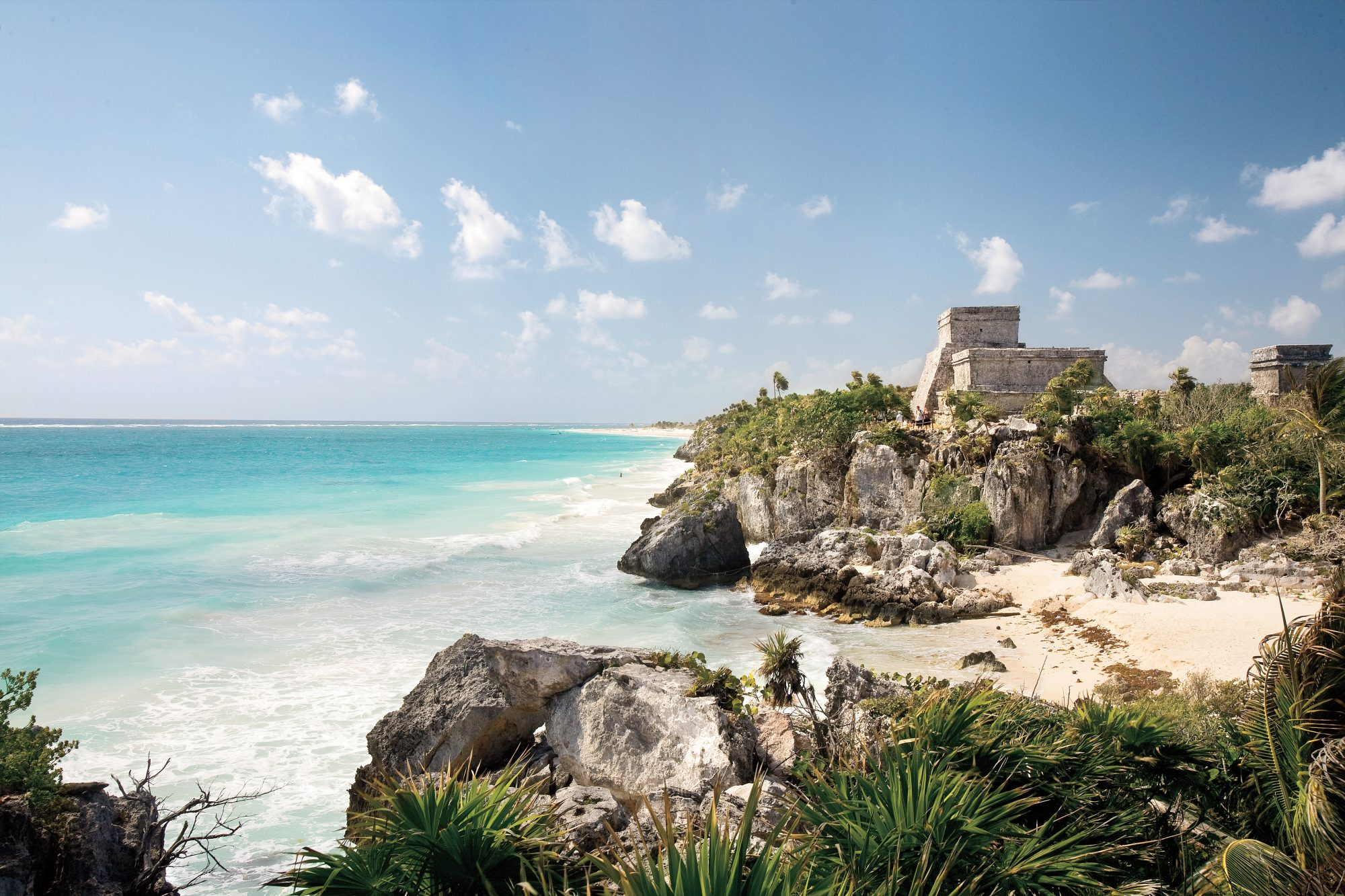 Vacations: Tulum, Mexico Mayan Ruins