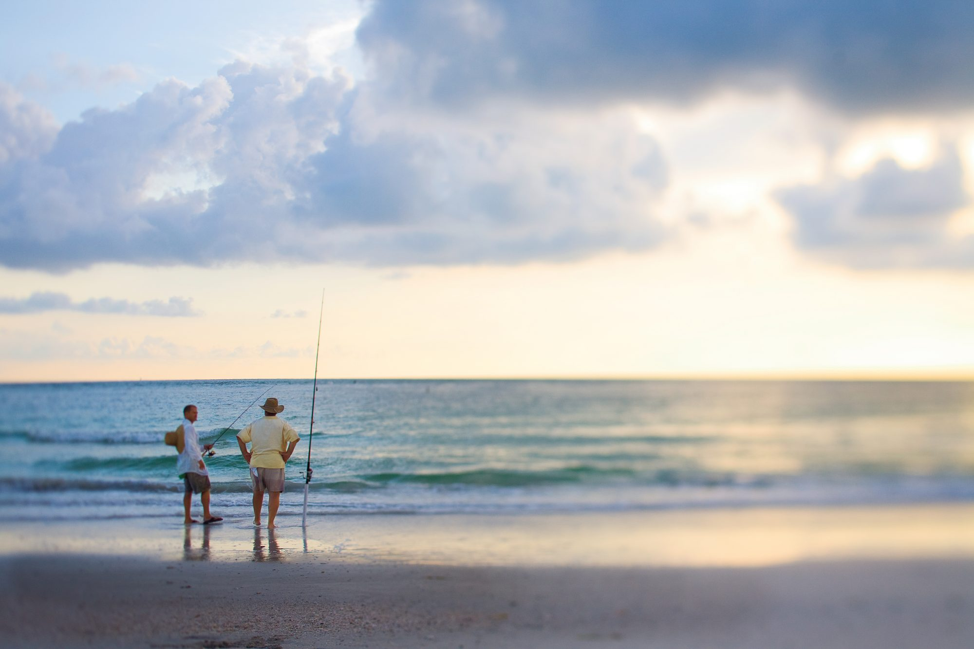 Florida Beach Vacation: St. Pete Beach Fishing