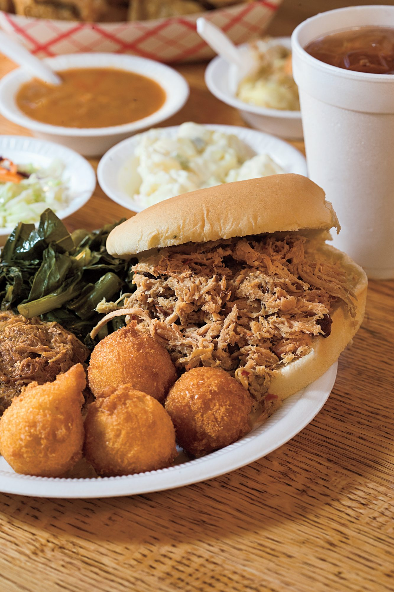 Little Pigs Barbecue, South Carolina