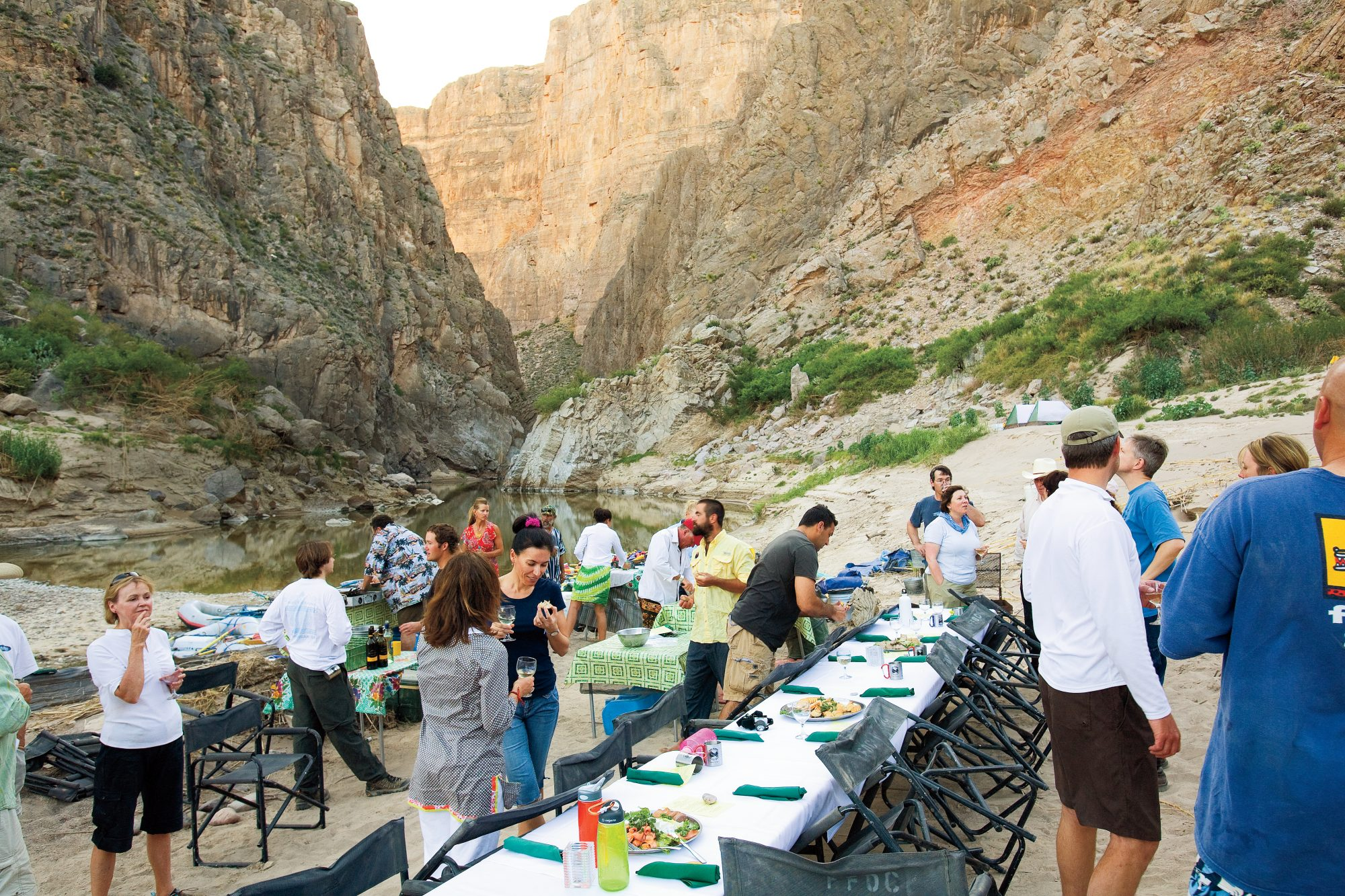 Southern Vacations: Rio Grande River Trips