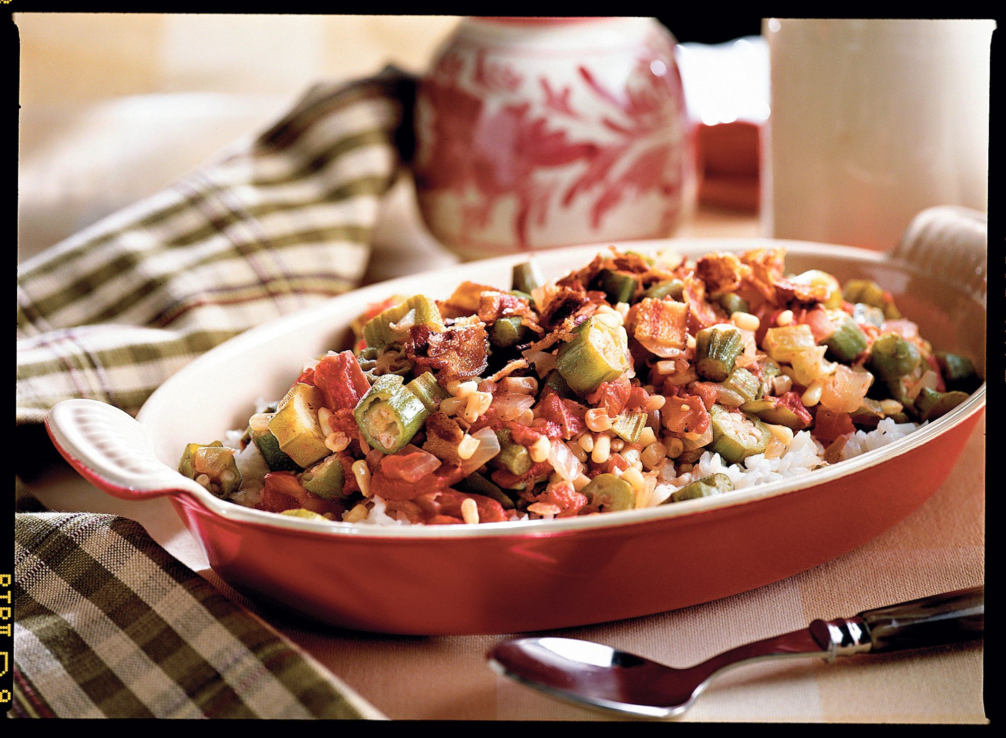 Quick and easy cajun and creole recipes southern living cajun recipes okra creole forumfinder Image collections