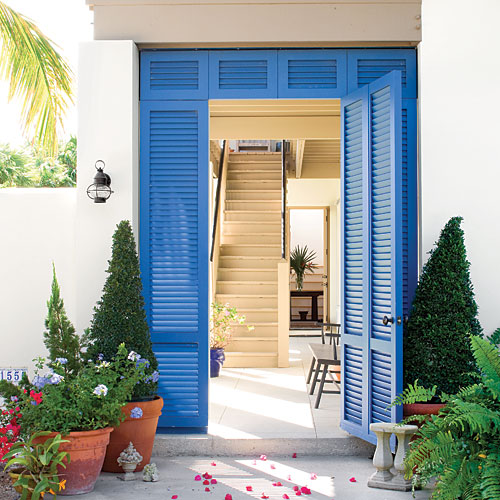 Beach Home Decorating: Incorporate Architectural Details