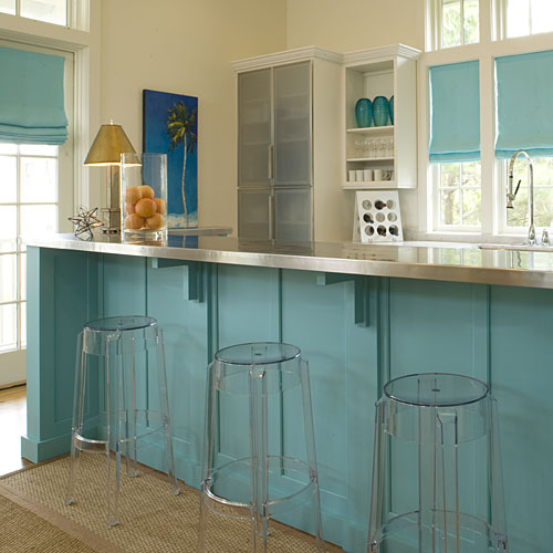 Light and Bright Kitchen