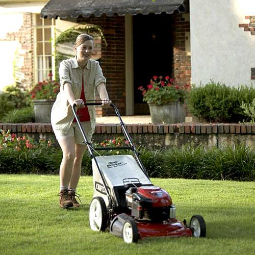 Home Gardening Tips: Scalping the Lawn