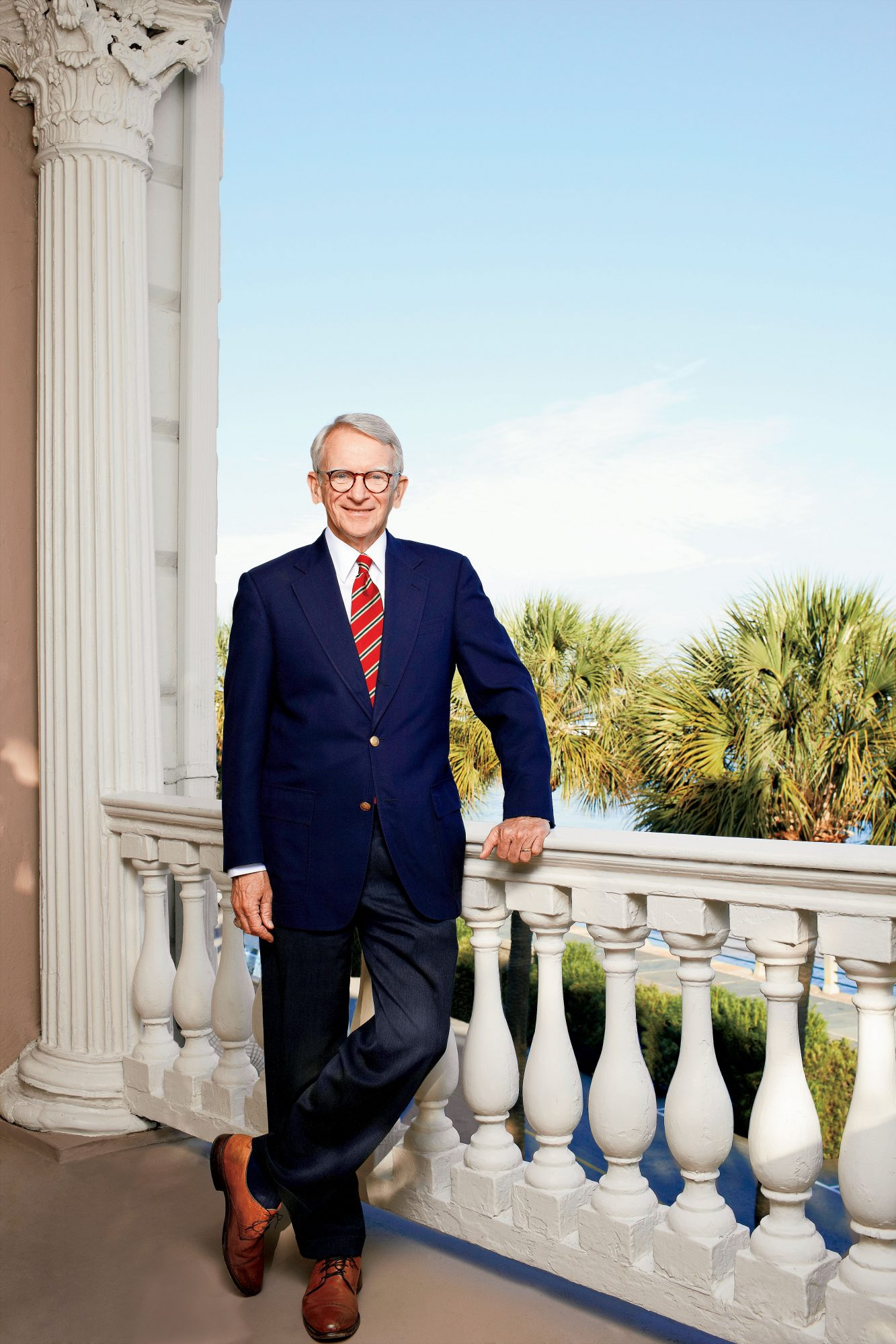 Charleston's Mayor Joe Riley