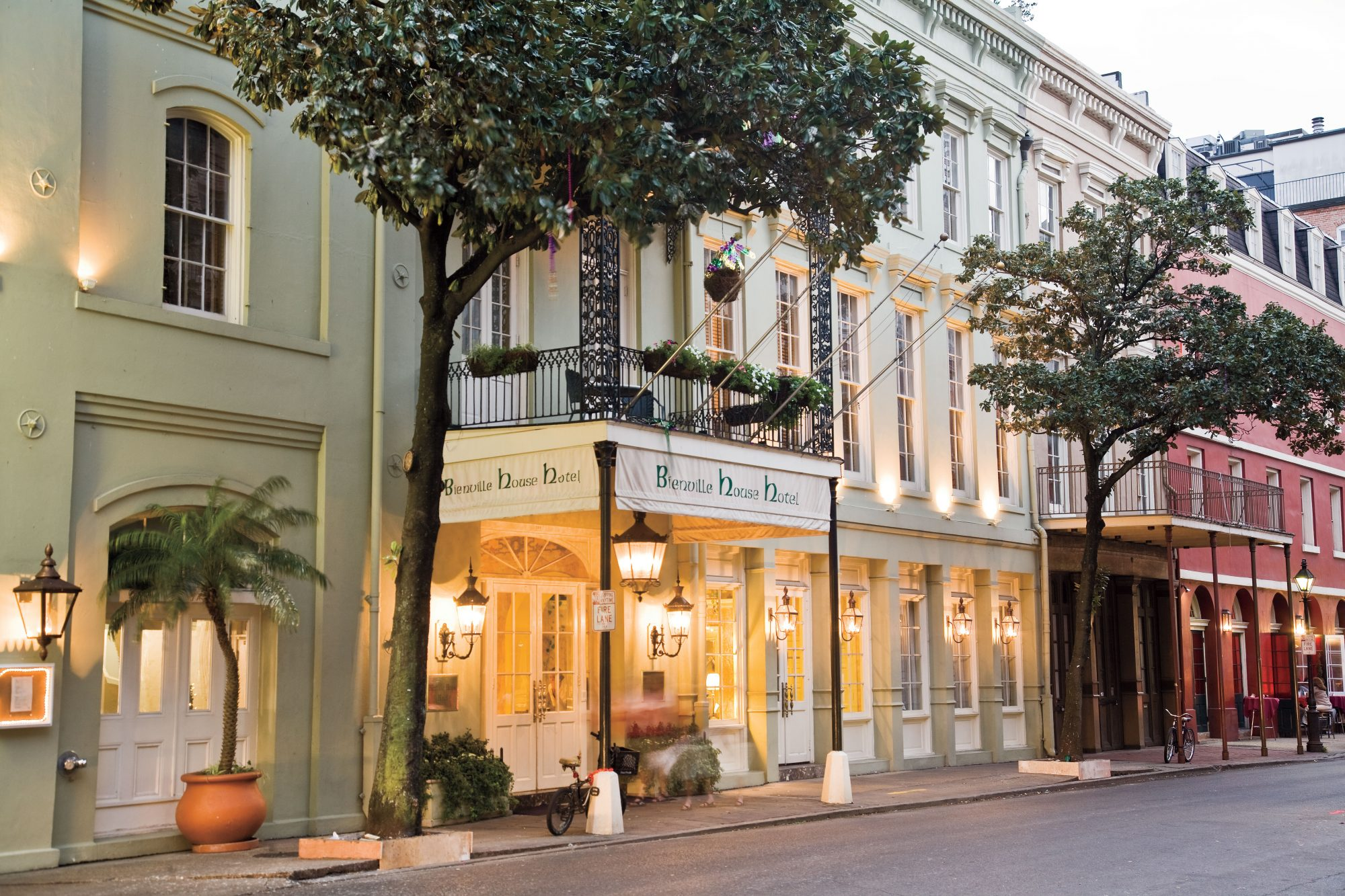 French Quarter New Orleans Hotels: Bienville House