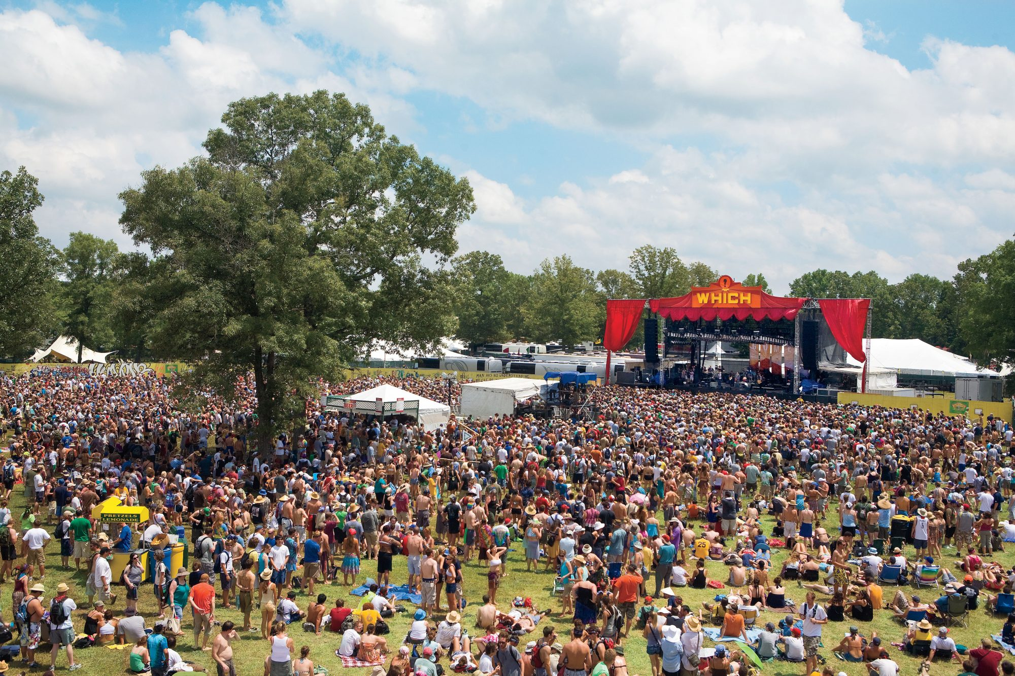 Guide to Bonnaroo Music Festival, Manchester, Tennessee