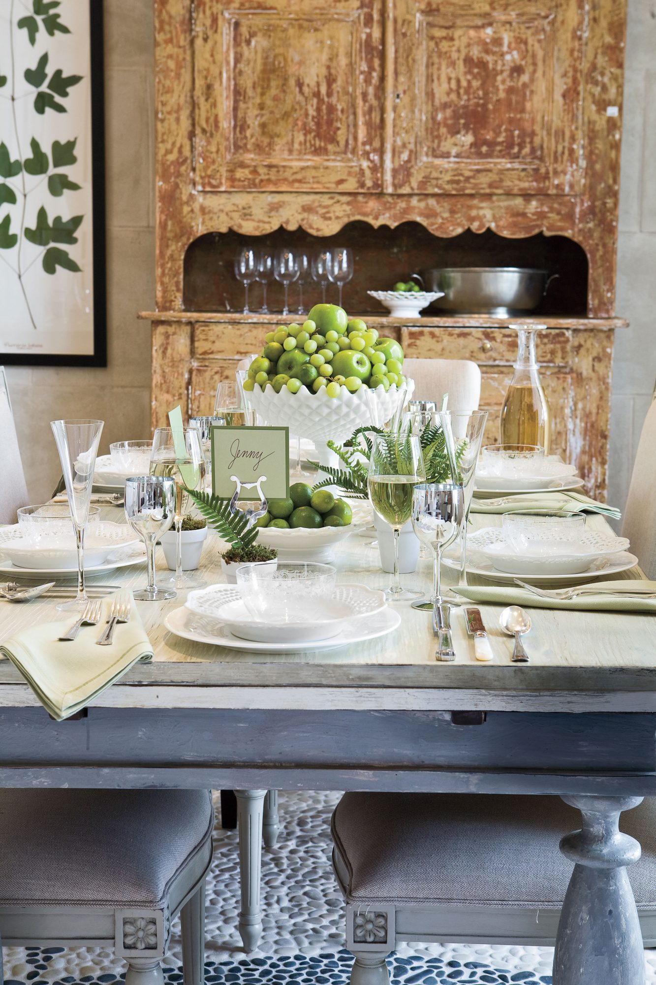 Table Place Settings for Entertaining: Casual Yet Elegant