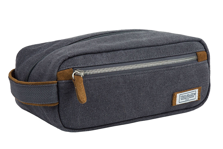 Father's Day Irv's Luggage Heritage Toiletry Kit Image