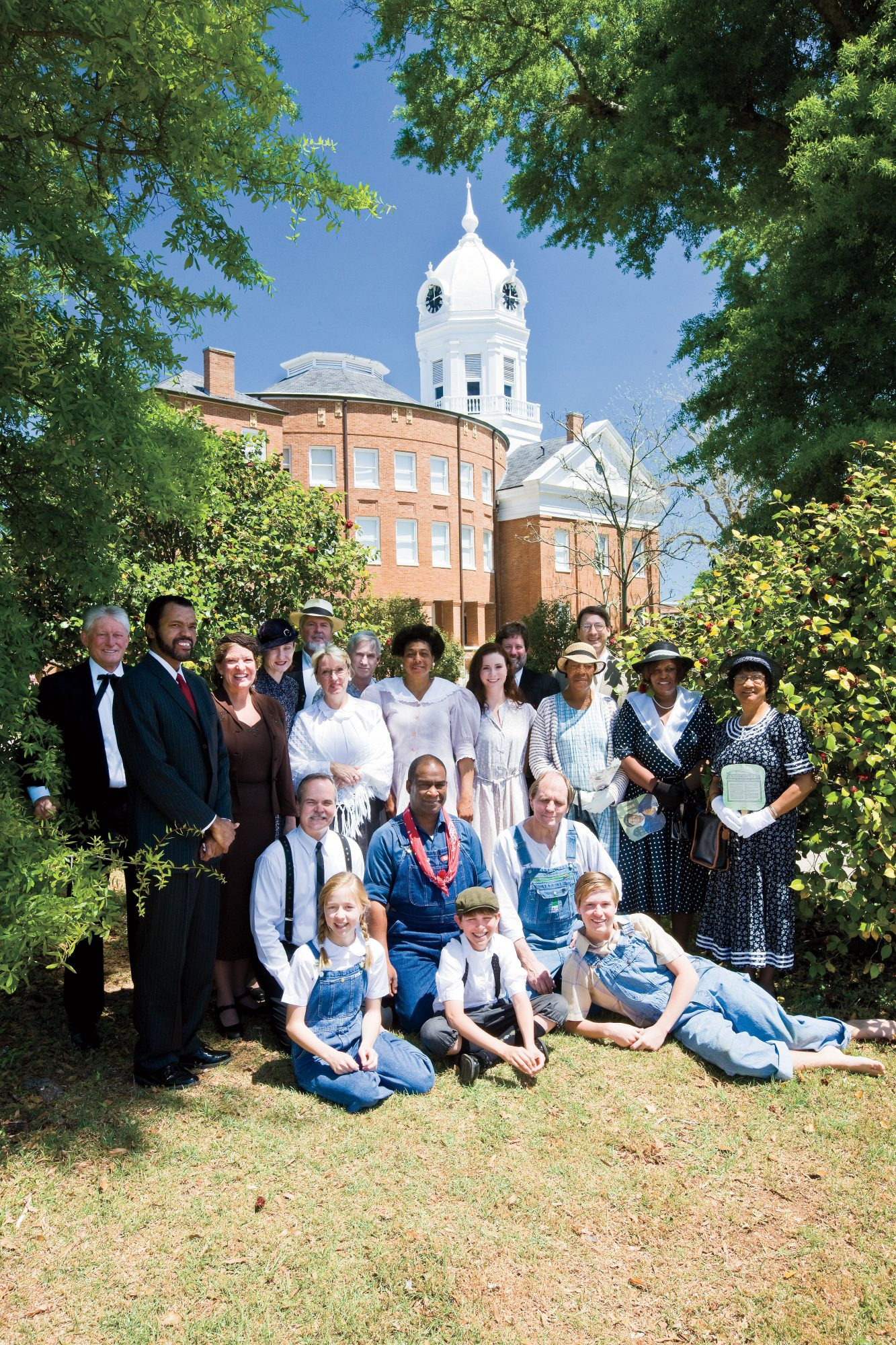To Kill A Mockingbird Anniversary in Monroeville, AL