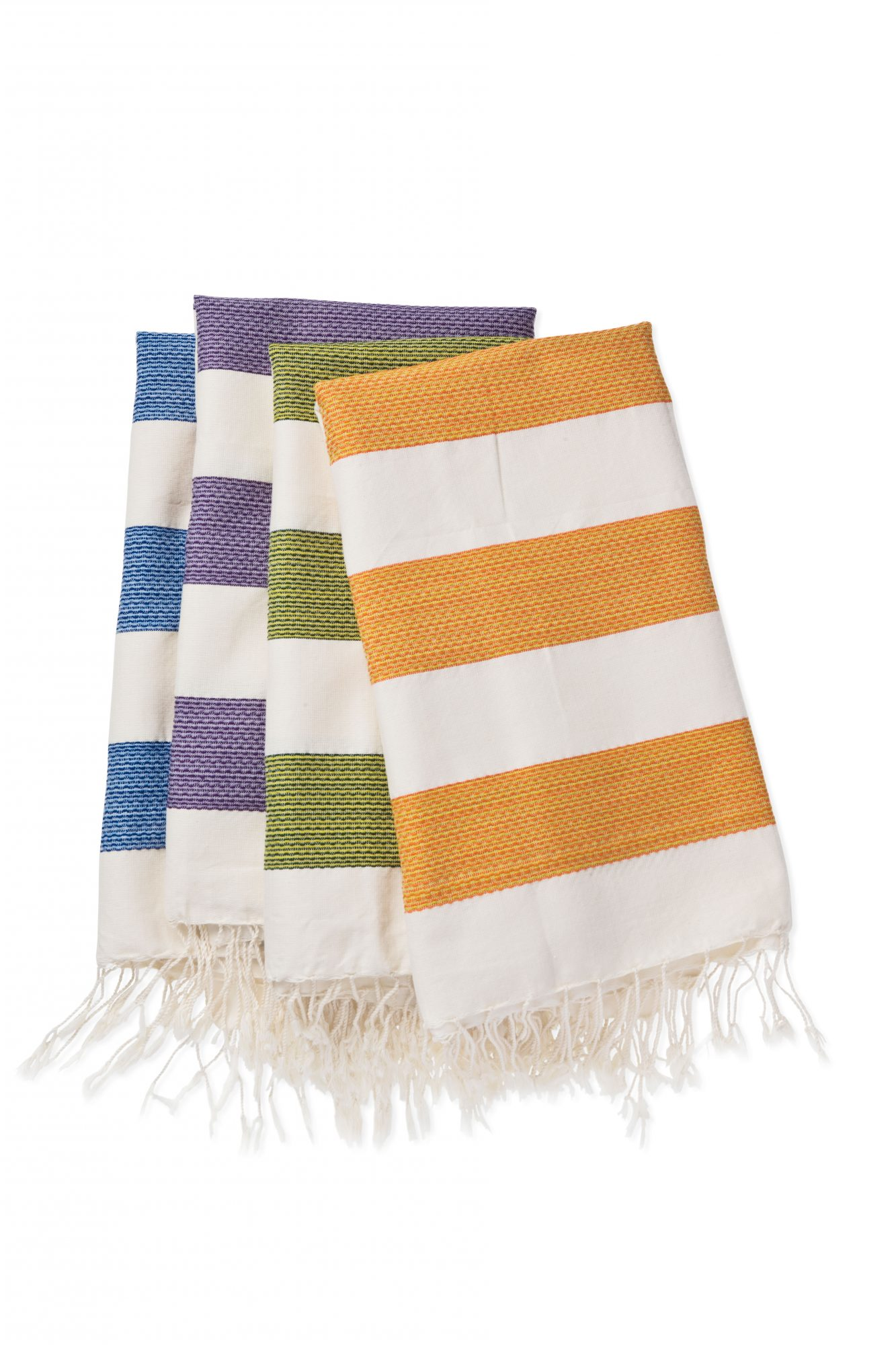 Cabin and Cottage Decorating Accessories: Fouta Beach Towels