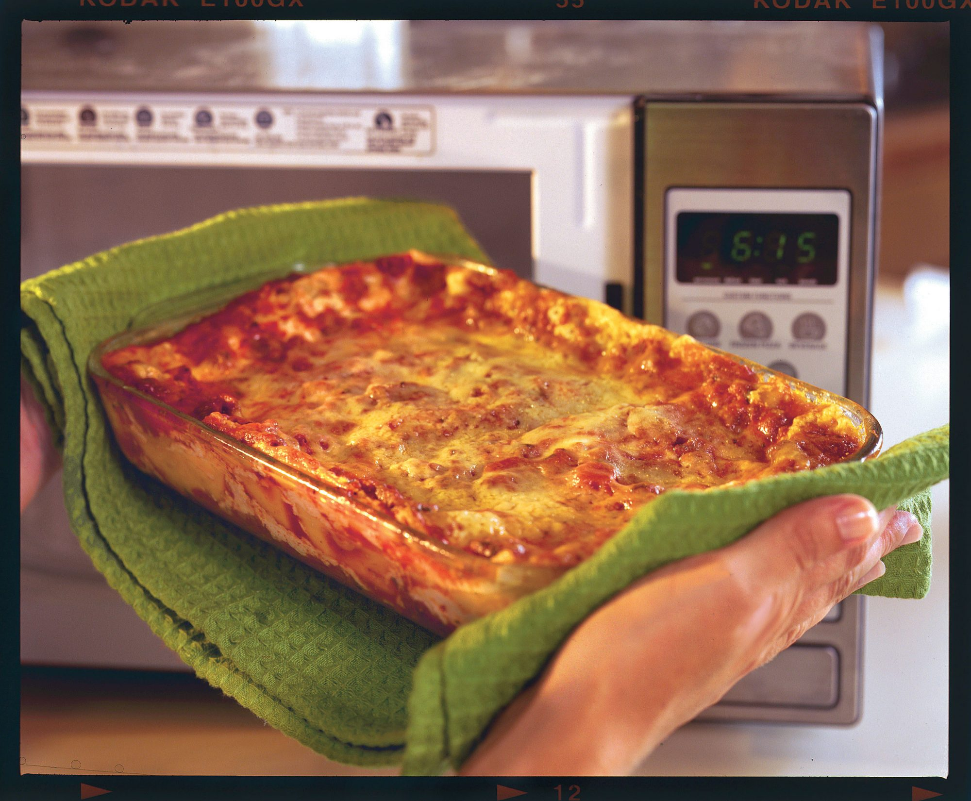 Quick and Easy Dinner Recipes: Speedy Lasagna