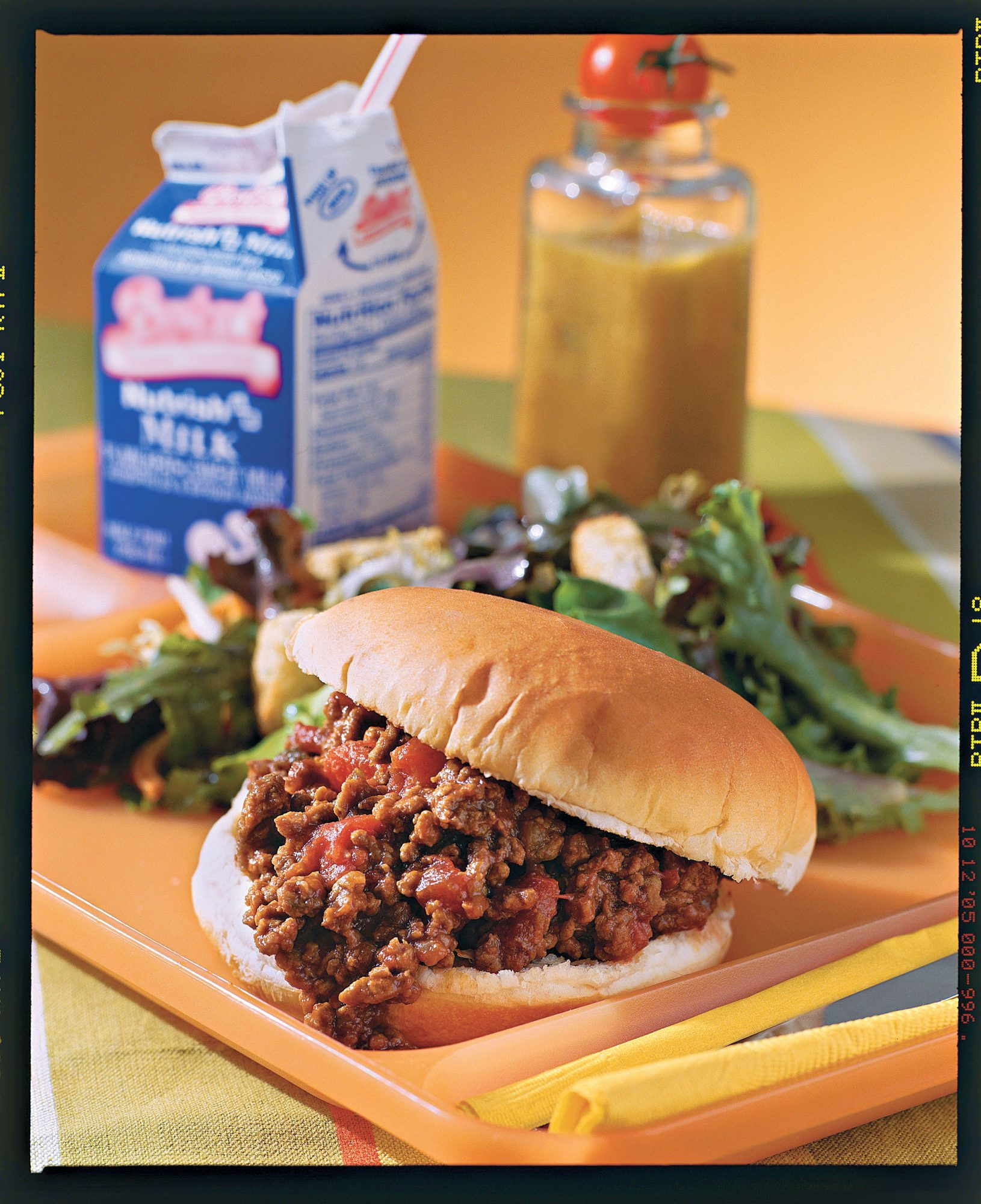 Ground Beef Recipes: Richard's Sloppy Joes