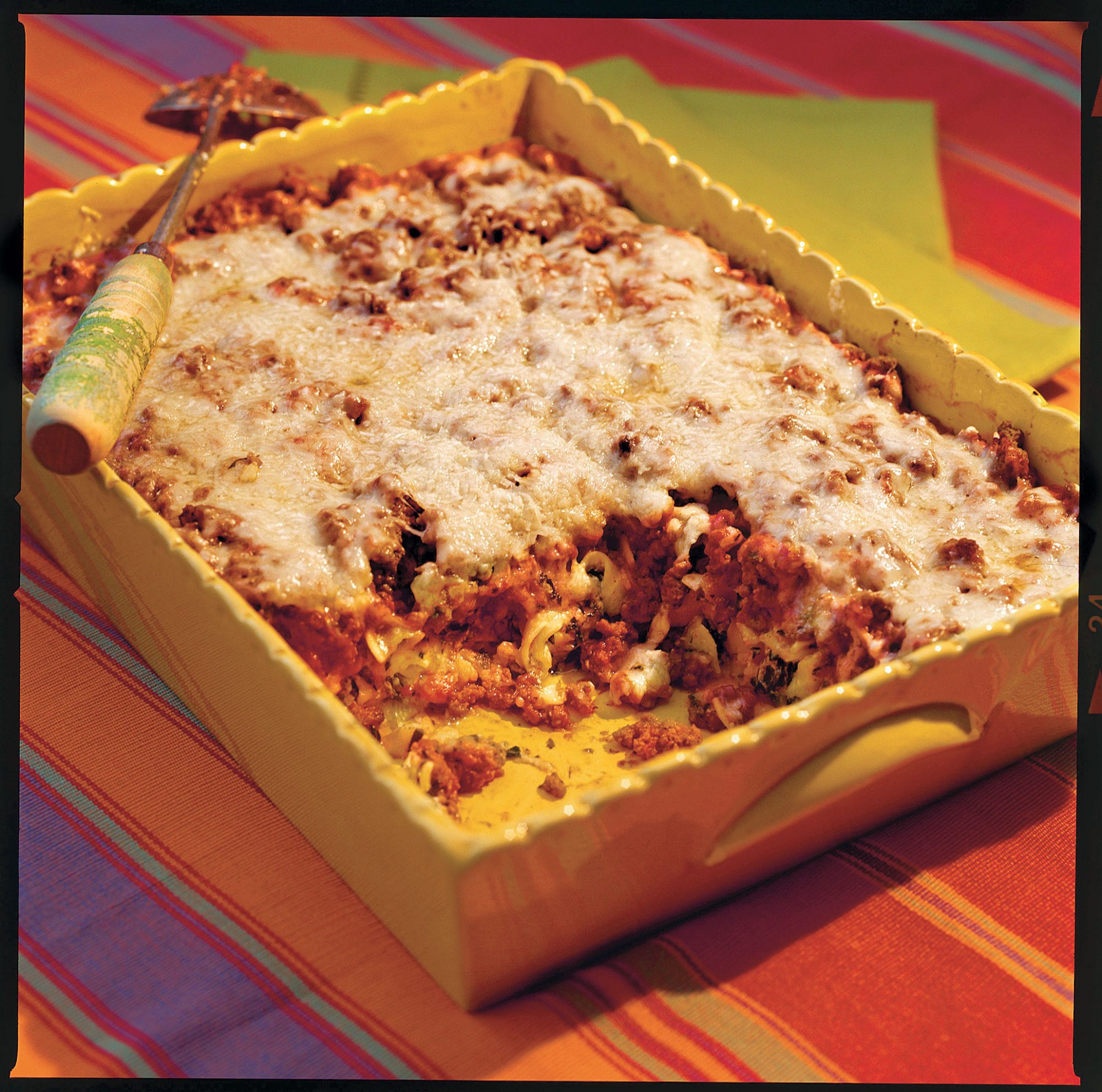 RX_1902_Ground Beef Pasta Recipes_Noodle-and-Spinach Casserole