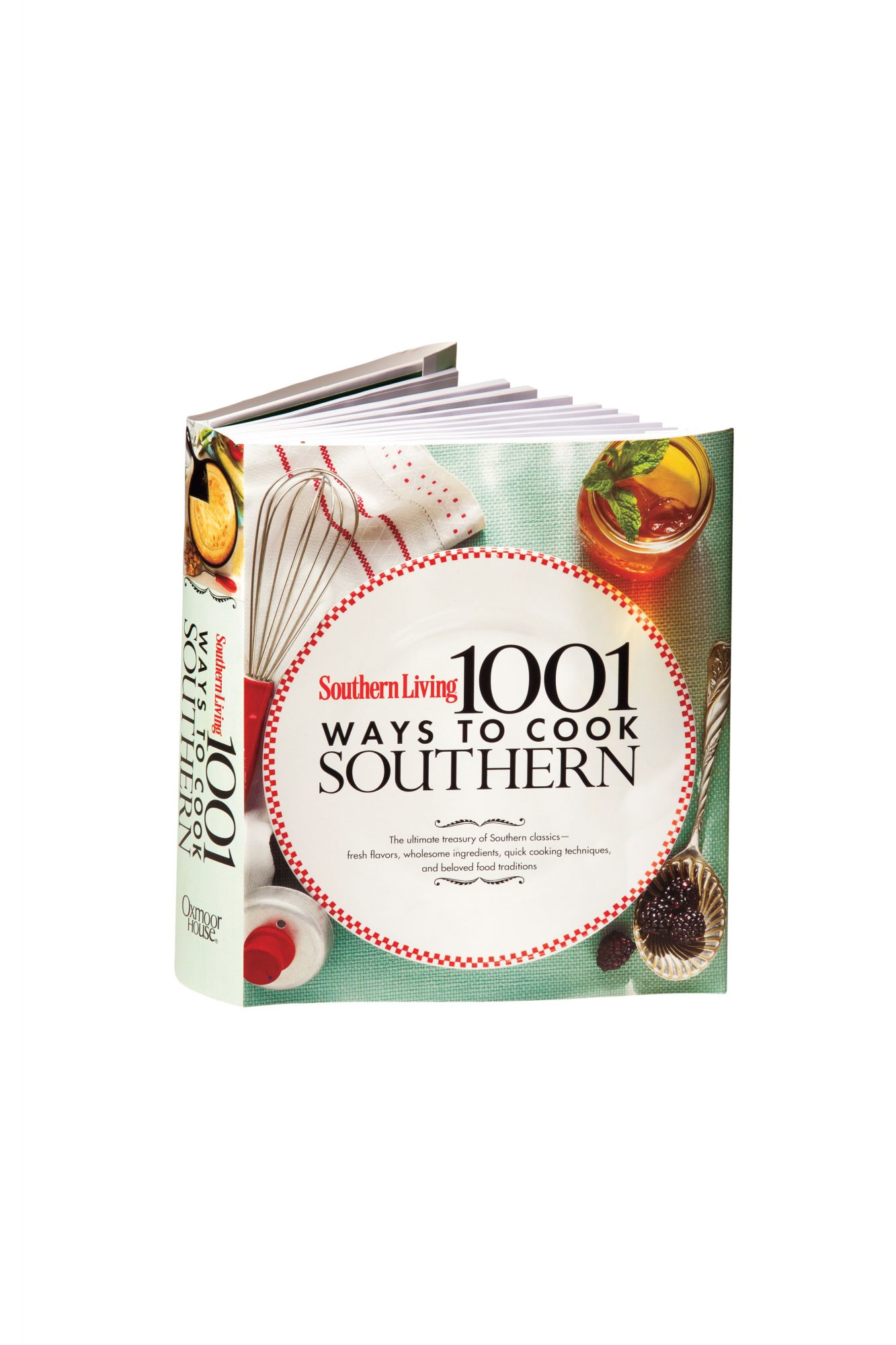 1,001 Ways To Cook Southern Cookbook