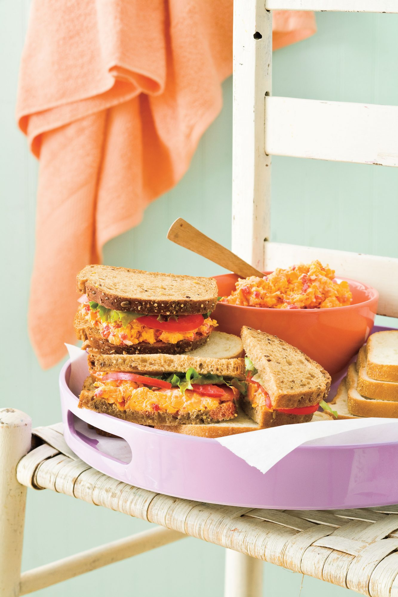 Easy Southern Supper Recipes: Bacon Pimiento Cheese