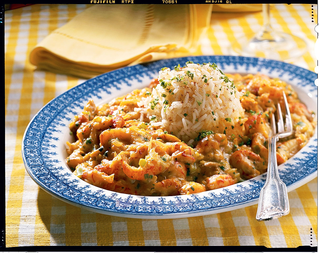 Quick and easy cajun and creole recipes southern living cajun recipes crawfish etouffee forumfinder Images
