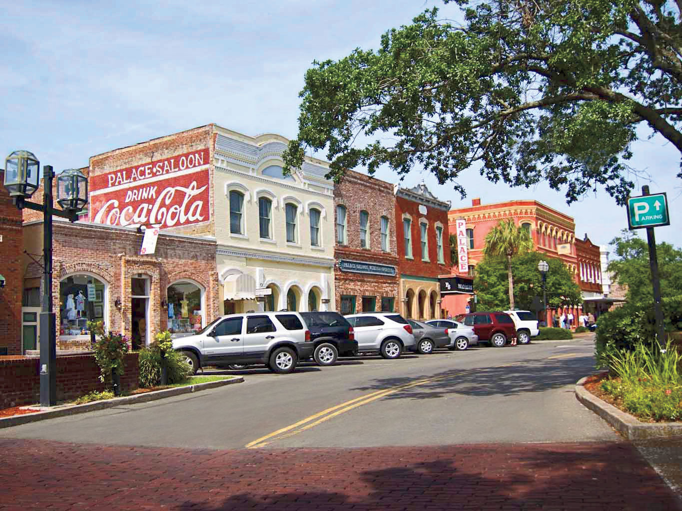 Fernandina beach getaway southern living for Best small towns to live in in florida