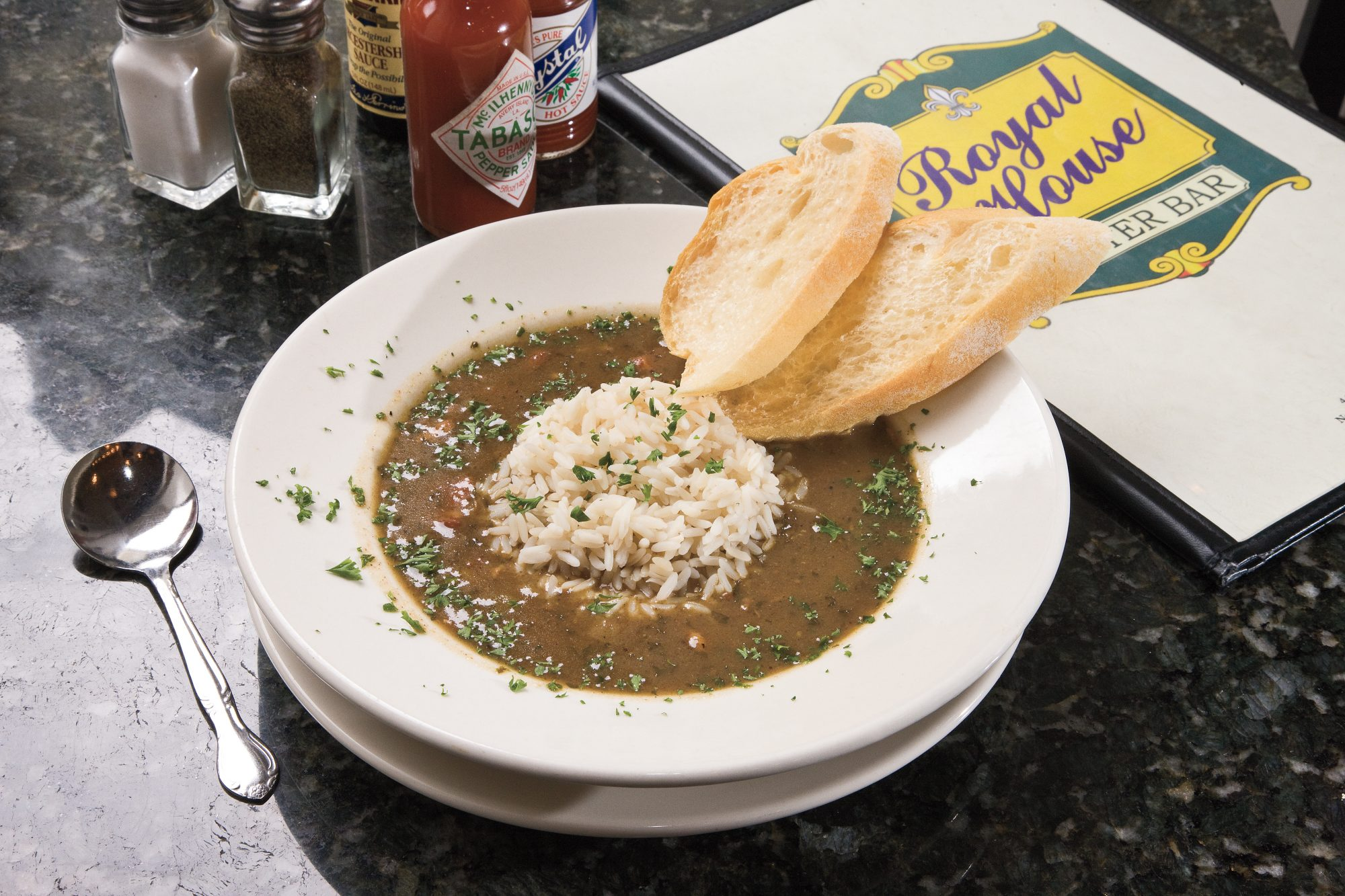 The best gumbo in new orleans southern living for Amy ruth s home style southern cuisine
