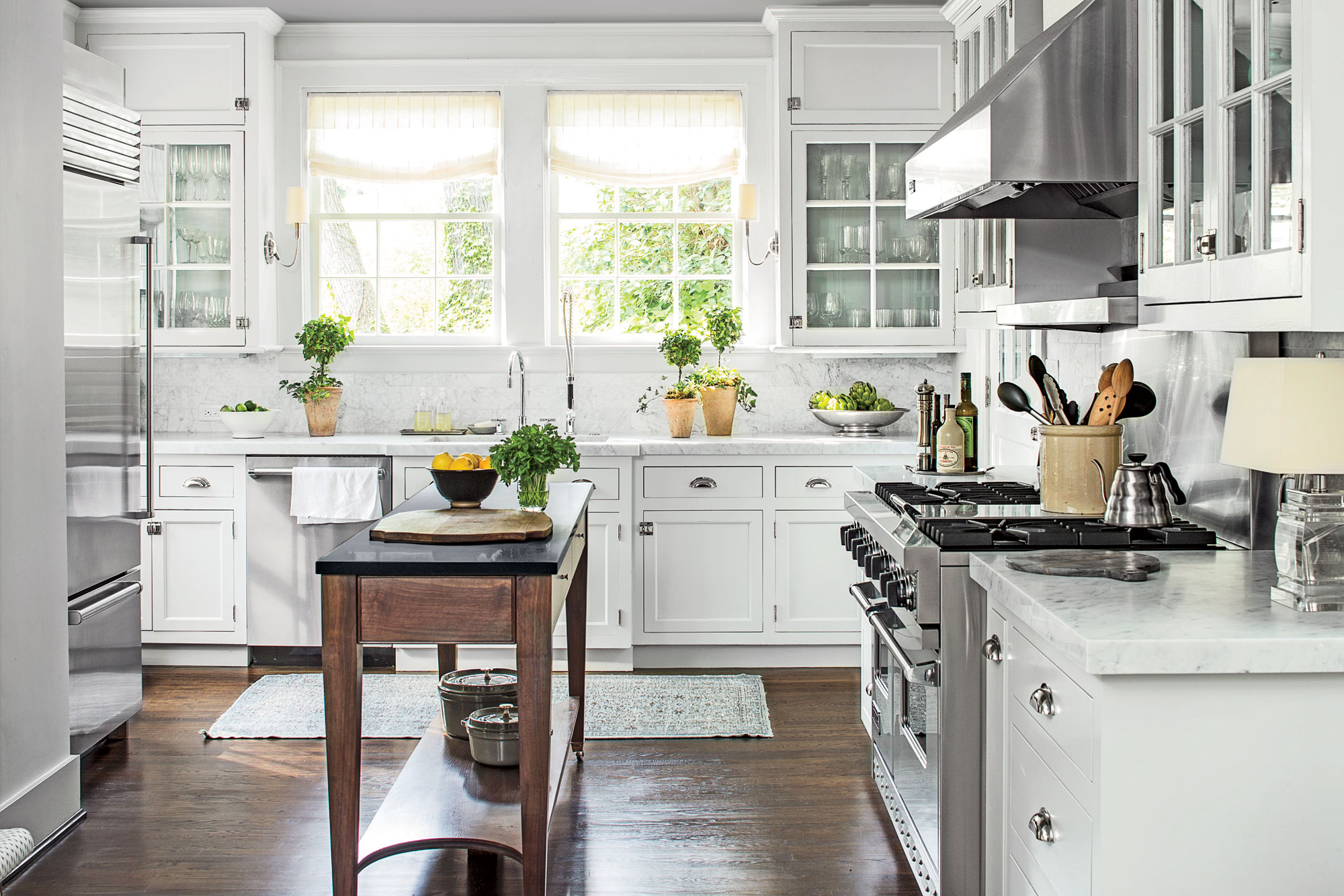 White Kitchen Pictures kitchen inspiration - southern living