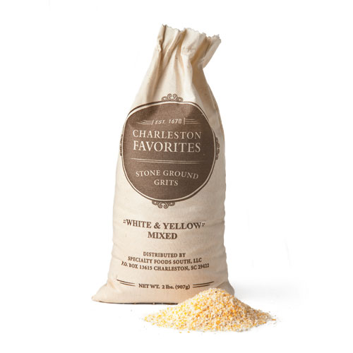 Christmas Gift Ideas: Stone-Ground Grits