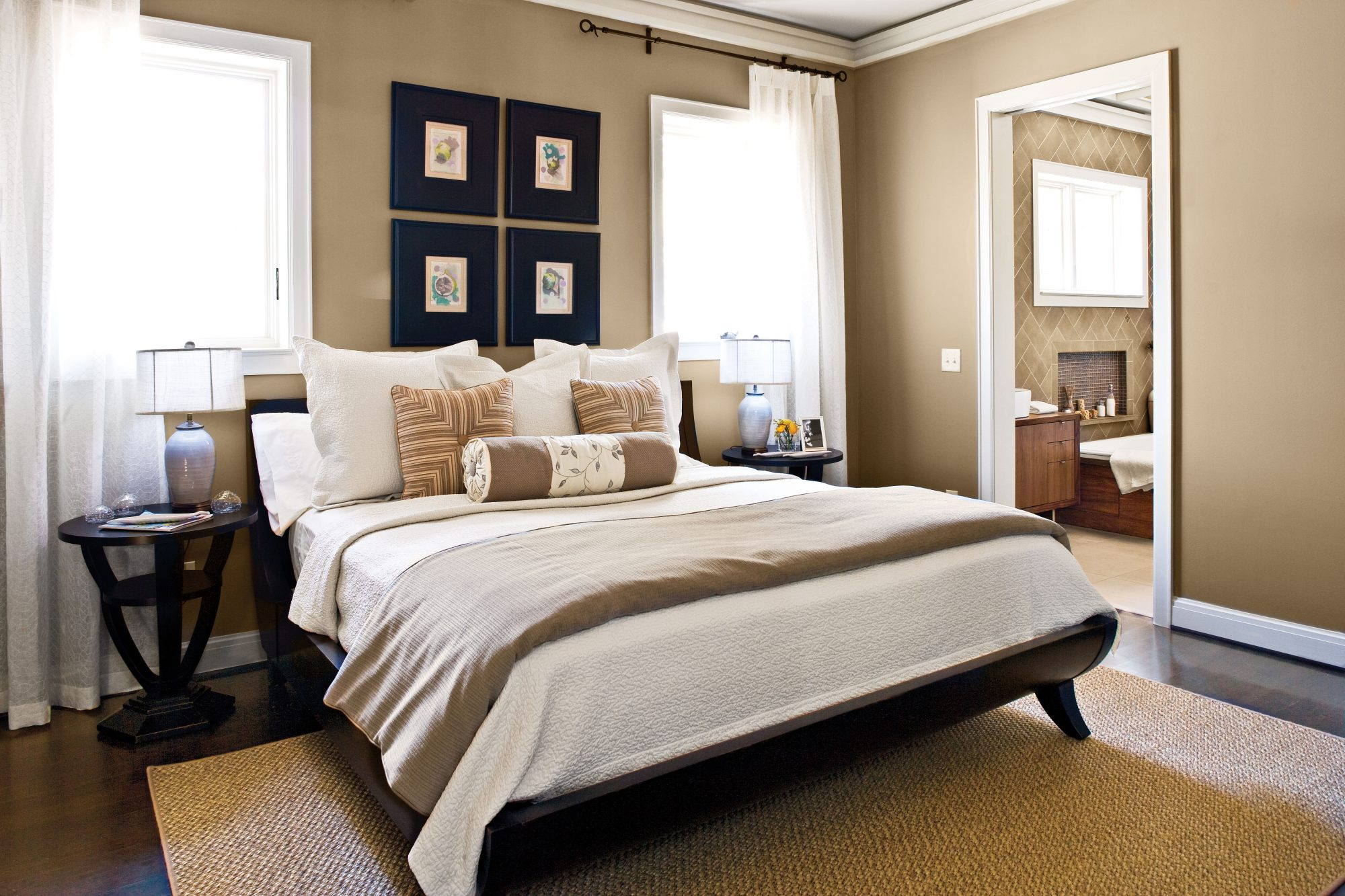 Green Living & Master Bedroom Decorating Ideas - Southern Living