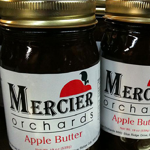 Old Fashioned Apple Butter