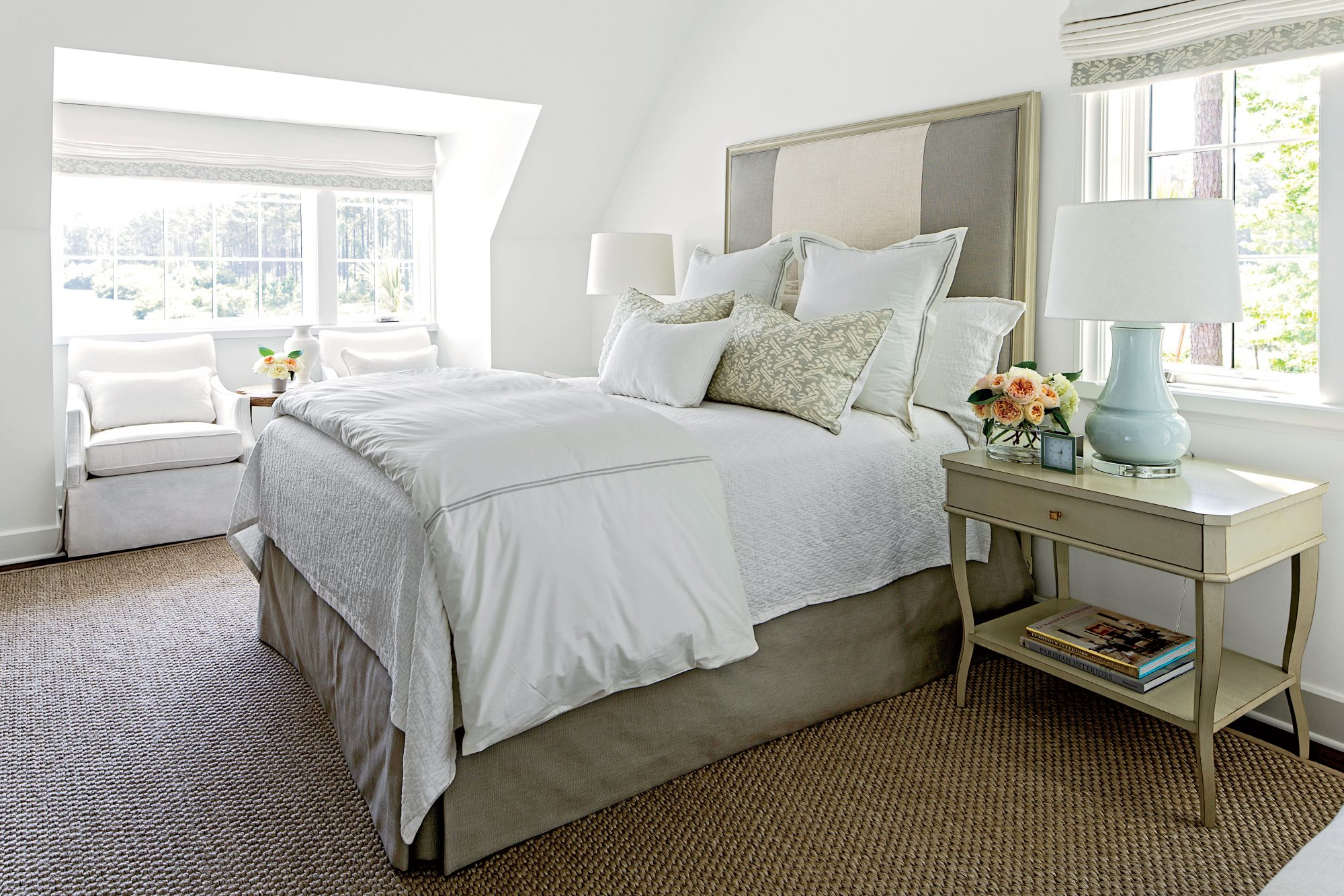 Wonderful Mature Guest Bedroom