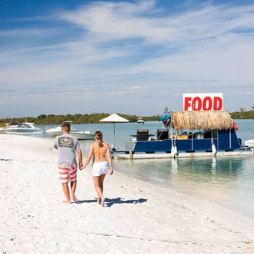 Secluded Southern Beach Vacations Keewaydin Island Florida