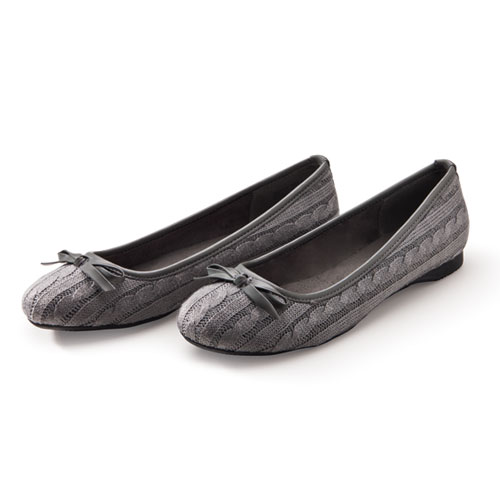 Cable Knit Flats by Chinese Laundry