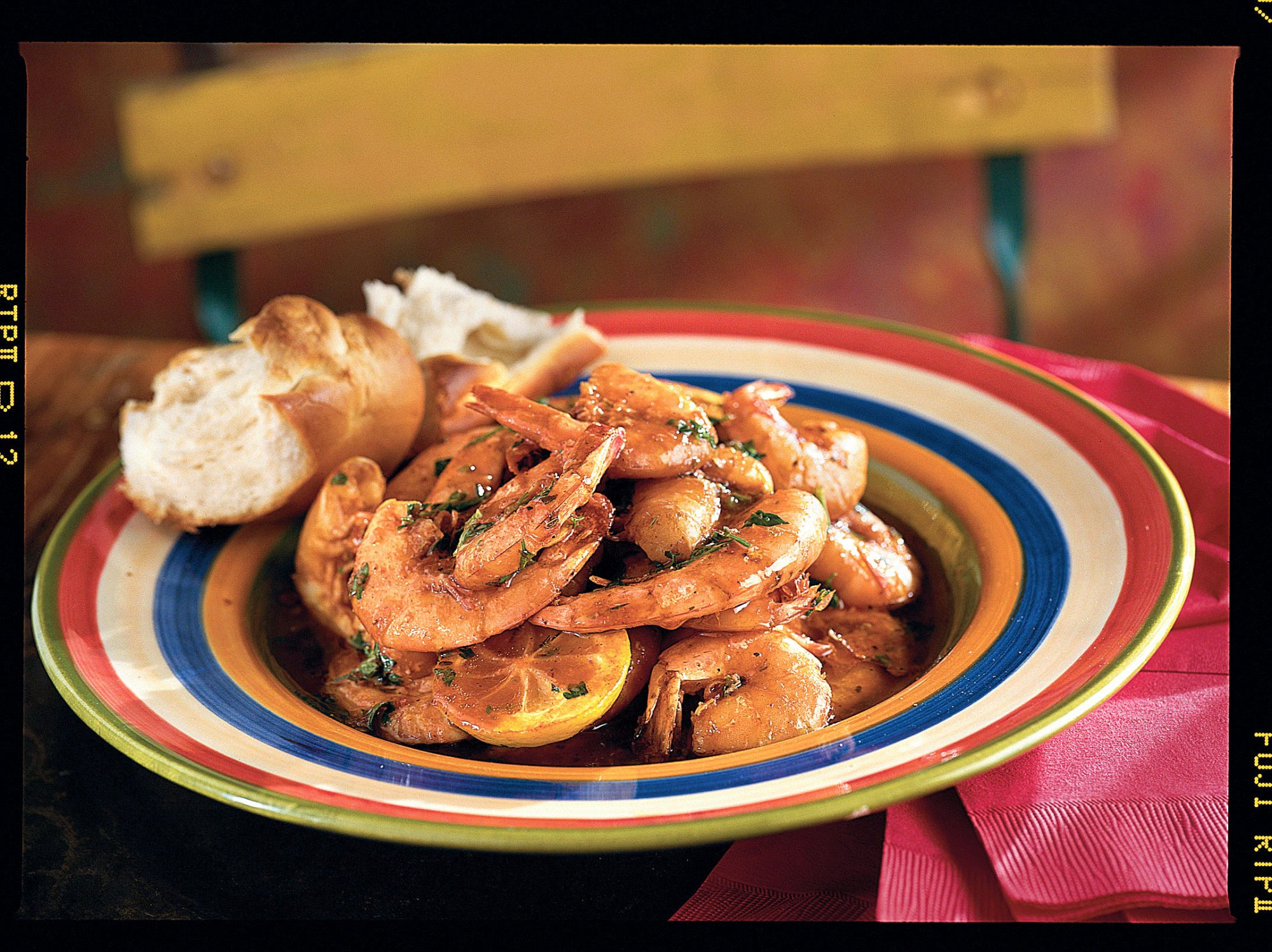 Quick and easy cajun and creole recipes southern living cajun recipes new orleans barbecue shrimp forumfinder Gallery