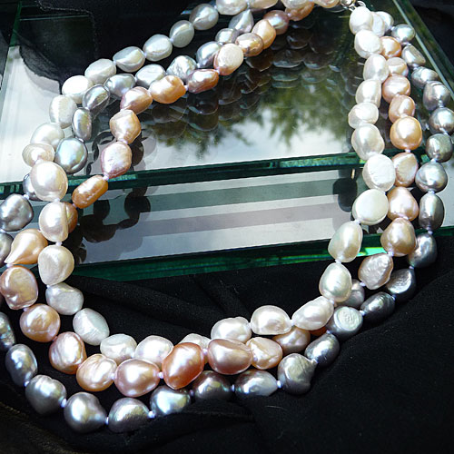 Colored Pearls