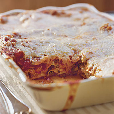 Easy Lasagna Recipe - Quick Fix Pasta Suppers - Southern Living