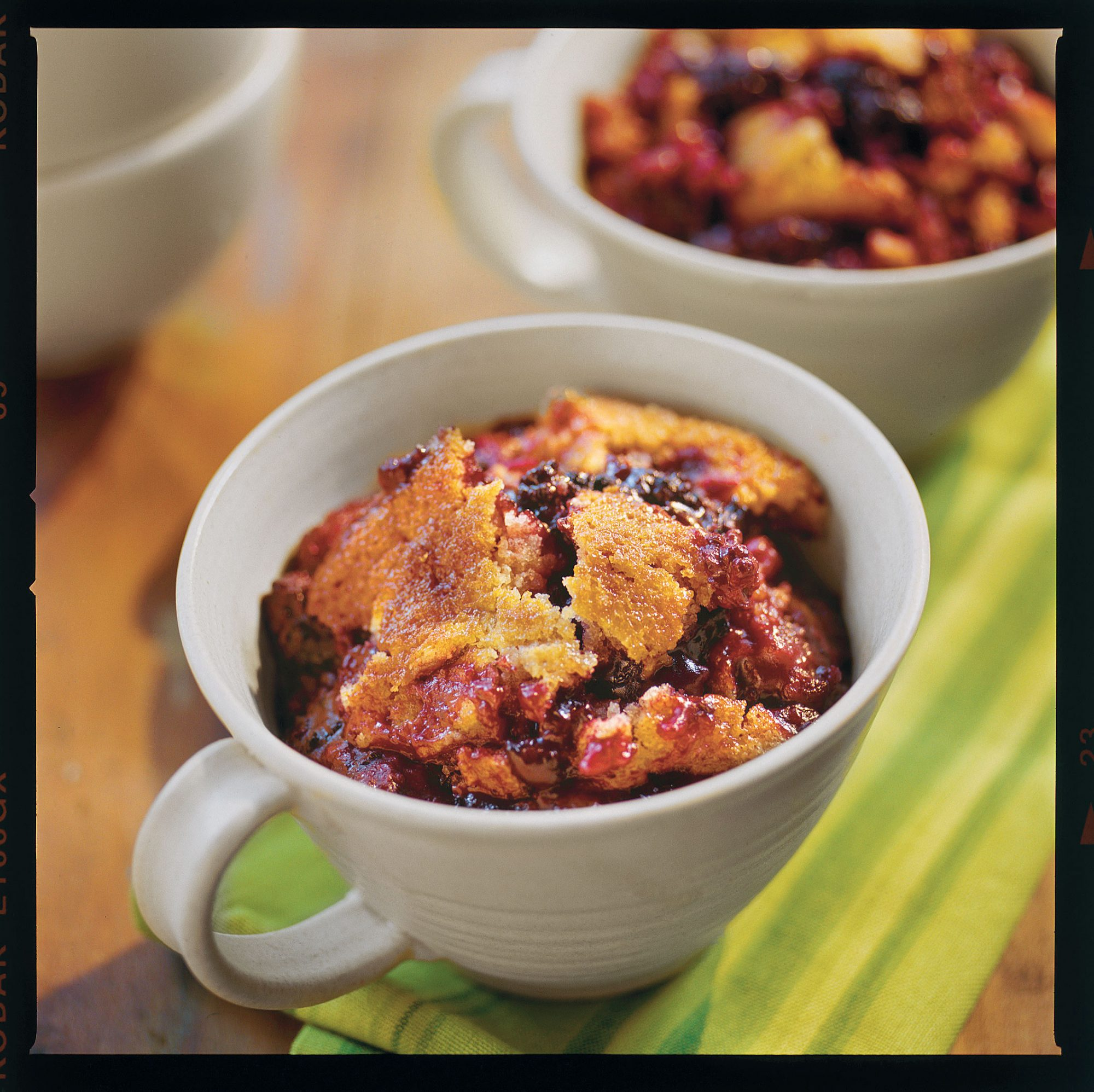 Quick and Easy Southern Recipes: TennTucky Blackberry Cobbler
