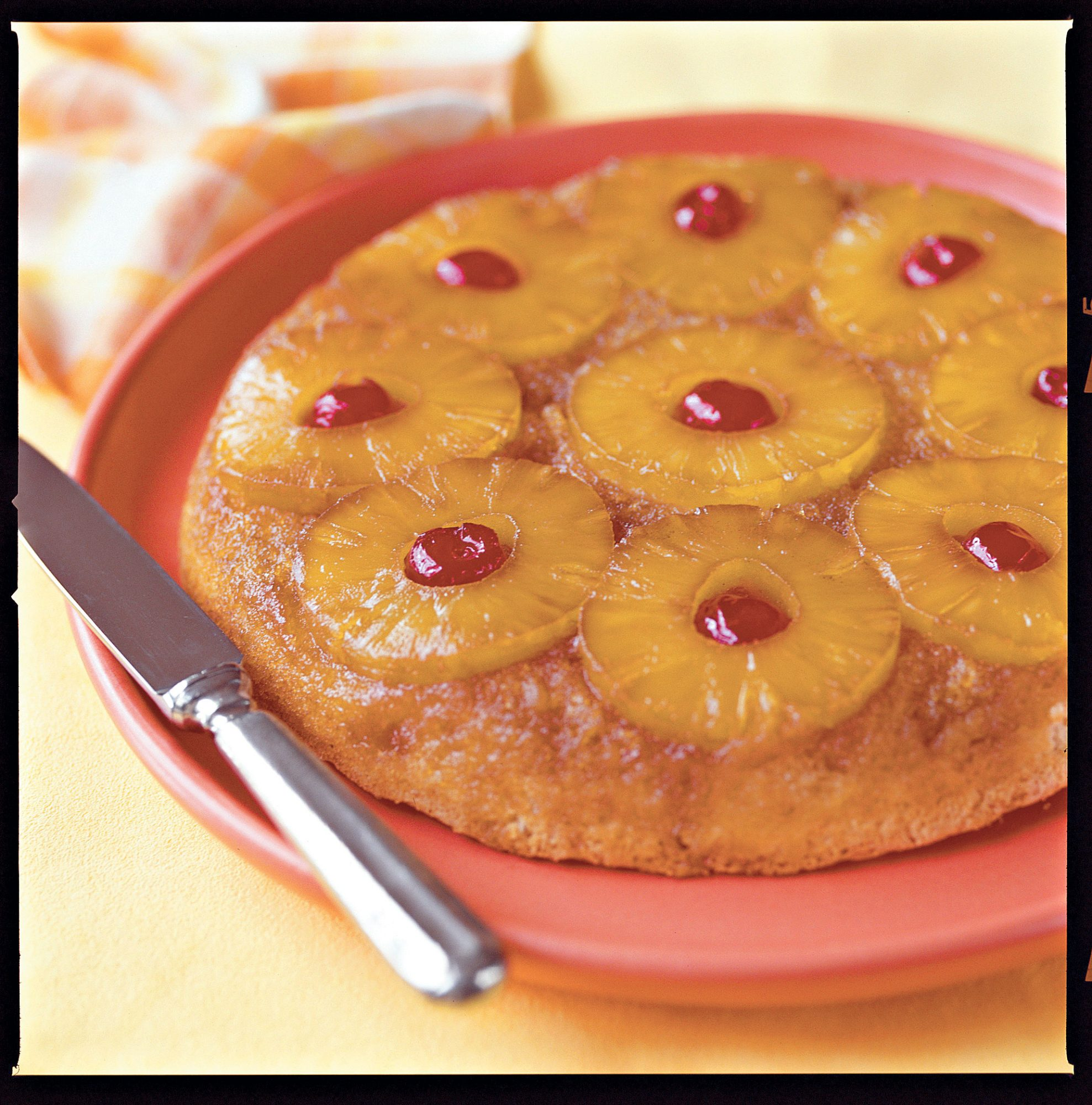 Southern Style Pineapple Upside Down Cake Recipe