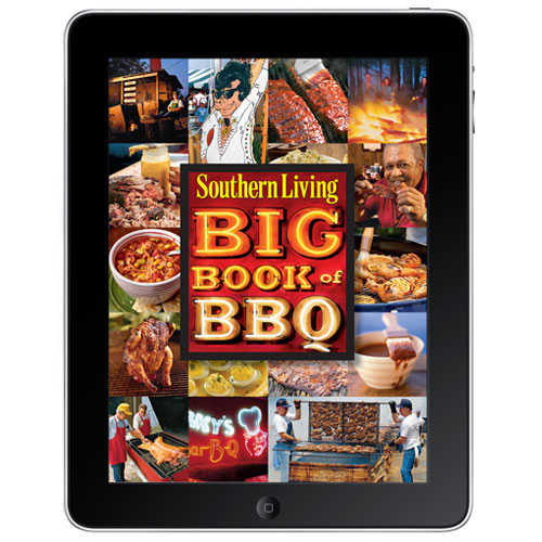 big book of bbq app for ipad southern living