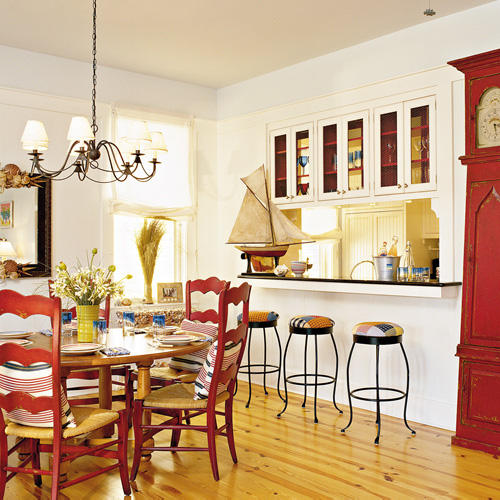 spirited decor southern living