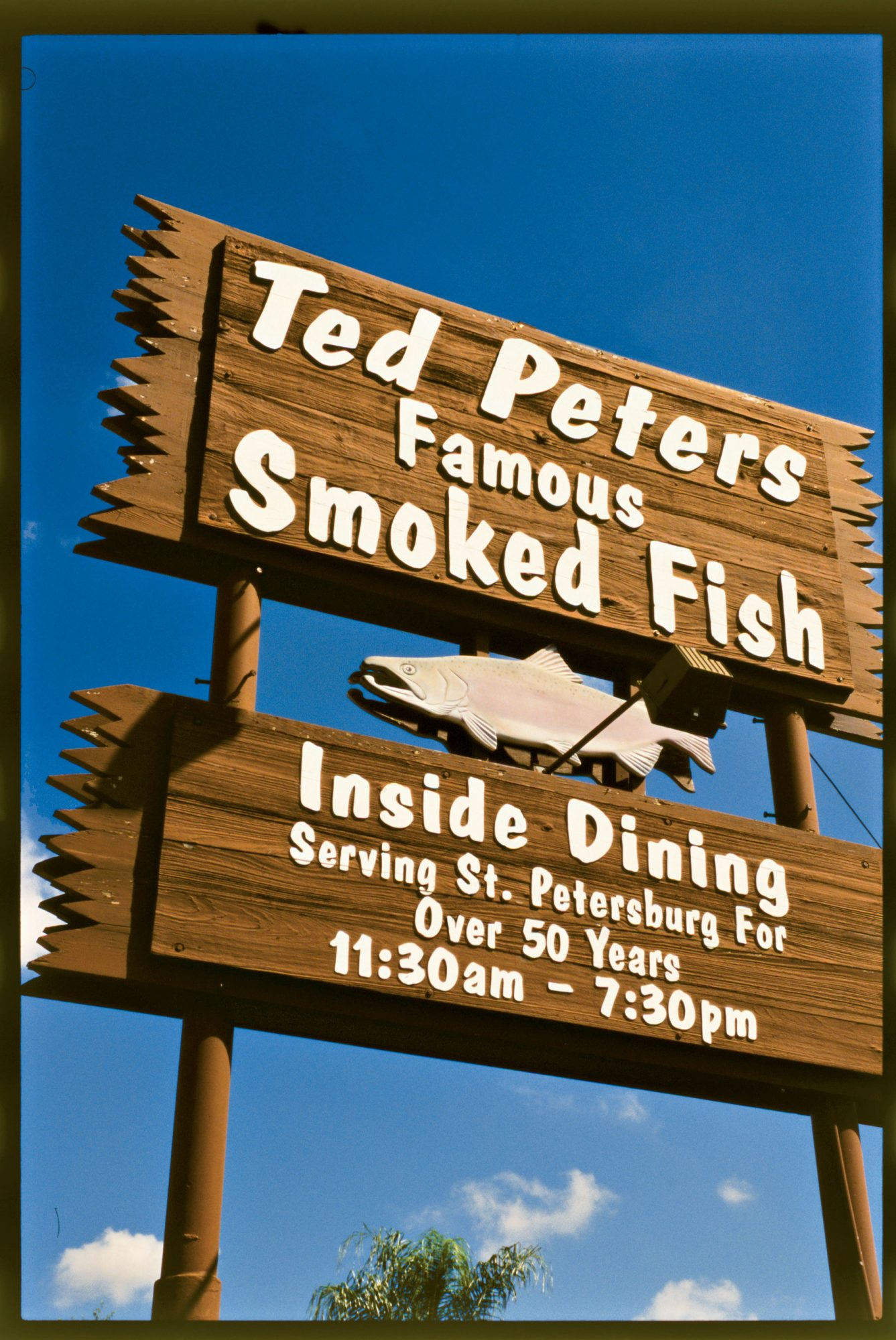 Ted Peters Smoked Fish